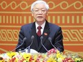 Xuất bản cuốn sách của Tổng Bí thư, Chủ tịch nước Nguyễn Phú Trọng về quyết tâm ngăn chặn và đẩy lùi tham nhũng