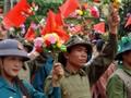 Felicitan gobernantes mundiales a dirigentes vietnamitas por victoria de Dien Bien Phu