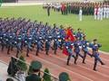 Mitin y desfile militar en conmemoración de los 60 años de la victoria de Dien Bien Phu