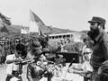 Un guerrillero antillano en el paralelo 17, libro de José Llamos Camejo sobre Fidel