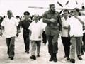 La memorable visita de Fidel