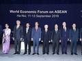 Conferencia del Foro Económico Mundial sobre la Asean y el papel de Vietnam