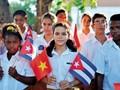 """""""Seguir el ejemplo del Tío Ho y Tran Dai Quang"""" - Carta de una niña cubana a sus homólogos vietnamitas"""