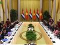 Presidente cubano concluye su visita amistosa y oficial a Vietnam