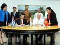 Vietnam y Cuba finalizan 36 sesión de su Comisión Intergubernamental