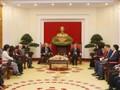 Dirigente vietnamita aprecia el apoyo efectivo del Fondo Monetario Internacional a su país