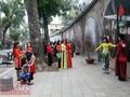 Los hanoyenses celebran el Año Nuevo