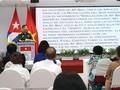 Celebran en Vietnam aniversario de la victoria cubana de Playa Girón