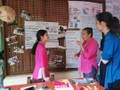 Alumna venezolana honra a Vietnam en trabajo de fin de curso de primaria