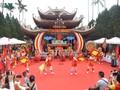 Toàn cảnh biển người đổ về khai hội Chùa Hương 2019