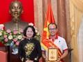 พบกับคนไทยที่บริจาคโลหิตมากที่สุดในเวียดนาม