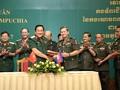 ขยายความร่วมมือป้องกันชายแดนระหว่างกองบัญชาการทหารชายแดนเวียดนามกับกองบัญชาการทหารบกกัมพูชา