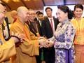 งานวิสาขบูชาช่วยยกระดับบทบาทและสถานะของเวียดนามบนเวทีโลก