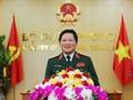 คณะผู้แทนกระทรวงกลาโหมเวียดนามเข้าร่วมการประชุมรัฐมนตรีกลาโหมอาเซียนครั้งที่ 13