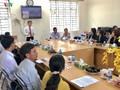 """ครูเลแทงเลียมของเวียดนามได้รับพระราชทานรางวัล """"สมเด็จเจ้าฟ้ามหาจักรี"""" ครั้งที่ 3 ปี 2019"""