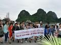 Đoàn thiếu nhi kiều bào tại Cao Hùng, Đài Loan (Trung Quốc) sang thăm và giao lưu tại Việt Nam
