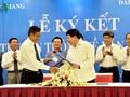 VOV ký hợp tác truyền thông với Kiên Giang về văn hoá du lịch