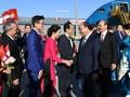 Thủ tướng Nguyễn Xuân Phúc gặp gỡ đại diện cộng đồng người Việt Nam tại Áo và số nước Châu Âu
