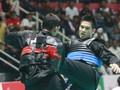 Võ sĩ Pencak silat Nguyễn Duy Tuyến lần thứ 4 vô địch thế giới