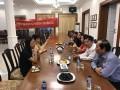 Đoàn công tác VOV khảo sát thành lập Cơ quan thường trú khu vực ASEAN tại Indonesia
