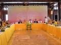 Kiều bào vui mừng dự Đại lễ Phật đản Liên hợp quốc ở quê nhà