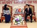Kiểm toán Nhà nước Việt Nam tăng cường hợp tác với Kiểm toán Nhà nước Malaysia
