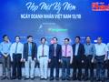 Doanh nhân Việt Nam vươn lên cùng đất nước