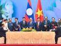 Việt Nam và Lào ký 6 văn kiện hợp tác mới trong năm 2019