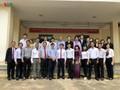 Giáo viên Việt Nam được nhận Giải thưởng Công chúa Thái Lan Maha Chakri lần thứ ba 2019