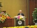 В Ханое прошел митинг в честь 70-летия со дня первых всеобщих выборов во Вьетнаме