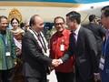 Нгуен Суан Фук прибыл на индонезийский остров Бали на встречу с руководителями стран АСЕАН