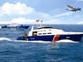 越中北部湾湾口外海域工作组第十轮磋商和海上合作共促发展磋商工作组第七轮磋商在中国举行