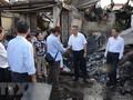 Xóm Việt kiều tại Campuchia hồi sinh sau hỏa hoạn