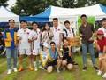 Sôi nổi Hội thao khu vực Gyeongbuk-Daegu lần thứ II năm 2018