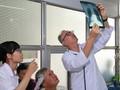 Đoàn bác sĩ Cộng hòa Pháp khám bệnh nhân đạo tại Hải Phòng