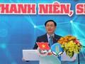 Phó Thủ tướng Vương Đình Huệ: Thanh niên, sinh viên cần tham gia phát triển sản phẩm nông nghiệp địa phương