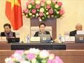 Thông cáo về Phiên họp thứ 30 Ủy ban Thường vụ Quốc hội khóa XIV