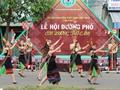 """Lễ hội """"Con đường thổ cẩm"""" thu hút 2,000 nghệ nhân, diễn viên tham gia"""