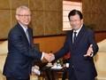 Khuyến khích doanh nghiệp Thái Lan đầu tư tại Việt Nam