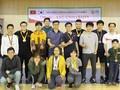 Sinh viên các trường đại học ở Hàn Quốc sôi nổi tham gia giải cầu lông Chung-Ang mở rộng 2019