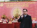 Người Việt Nam tại nước ngoài tổ chức lễ giỗ Tổ Hùng Vương