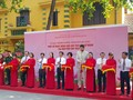 """Khai trương Phòng trưng bày bổ sung """"Một số hoạt động của Chủ tịch Hồ Chí Minh tại Khu Phủ Chủ tịch"""""""