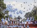 """Hà Nội mít tinh kỷ niệm 20 năm """"Thành phố vì hòa bình"""""""