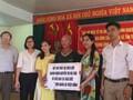 Hội Tân Trào tại CHLB Đức tặng nhà tình nghĩa tại Hà Giang