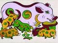 Лубки Донгхо – кандидат в объекты культурного наследия ЮНЕСКО