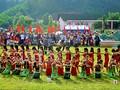สดุดีเอกลักษณ์วัฒนธรรมของชนเผ่าต่างๆที่อาศัยบนเทือกเขาเจื่องเซิน