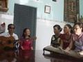 ชั้นเรียนสอนการร้องเพลงทำนองเดิ่นกาต่ายตื๋อของศิลปินพิการ