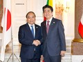 กระชับความสัมพันธ์หุ้นส่วนยุทธศาสตร์ระหว่างเวียดนามกับญี่ปุ่น