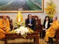พุทธศาสนาเวียดนามส่งเสริมความสามัคคีกับพุทธศาสนาของประเทศต่างๆ