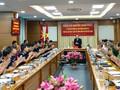 นายกรัฐมนตรีเวียดนามประชุมกับกองบัญชาการตำรวจทะเลเวียดนาม